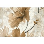 Decor faianta rectificata ORCHID ACC-1825-HL1 lucioasa 30x45 cm