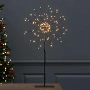 Firework LED decorative light in 3D, standing