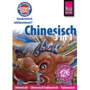 Marie-Luise Latsch - Reise Know-How Kauderwelsch Chinesisch 3 in 1: Chinesisch-Chinesisch kulinarisch-Taiwanisch - Preis vom 18.10.2020 04:52:00 h