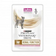 Purina Pro Plan - Veterinary Diets Feline NF Renal Function Bustina Salmone 85g