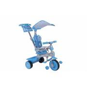 Tricicleta albastru Comfort 3 in 1 TRIKE STAR