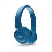 JBL Słuchawki nauszne z mikrofonem JBL T450BT (niebieskie Bluetooth)