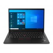 Laptop Lenovo ThinkPad X1 Carbon Gen 8 14 inch FHD Intel Core i5-10210U 16GB DDR3 512GB SSD FPR Windows 10 Pro Black
