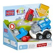 Mega Bloks First Builders Speedy Sam Building Kit