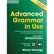 Advanced Grammar in Use Book with Answers and Interactive eBook: A Self-Study Reference and Practice Book for Advanced Learners of English, Paperback/Martin Hewings