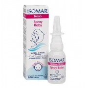 Isomar Linea Pulizia e Salute del Naso Spray no gas Baby 30 ml