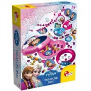 Детски комплект Направи си сам бижута Frozen, 51441 Lisciani, 8008324051441