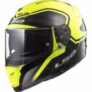 LS2 Casco Ls2 Ff390 Breaker Bold Black / H-V Yellow
