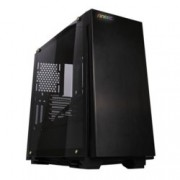 Кутия Antec ATX Performance P110 Luce, ATX/Micro ATX/ITX, 2x USB 3.0, Tempered glass (Left side), черна, без захранване