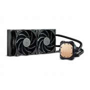 CPU cooler CoolerMaster MasterLiquid Lite 240, Water, 2x fan 120mm, 24mj, (MLW-D24M-A20PW-R1)