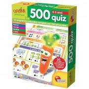 Lisciani giochi carotina penna parlante 500 domande 4-5 anni 60900