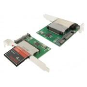 NTR ADAP51 CF - SATA adapter beépítőkerettel (memóriakártya - SATA háttértár átalakító)