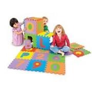 Imaginarium Alphabet & Numbers Foam Puzzle Mat 36 Piece