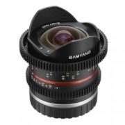 Samyang 8mm T3.1 Sony E VDSLR