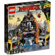 The LEGO Ninjago Movie: Garmadon's Volcano Lair (70631)