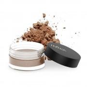 Inika Organic Sombra de ojos mineral en polvo suelto - Copper Crush