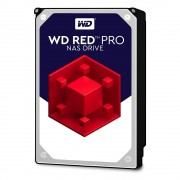 Western Digital WD Red Pro NAS HDD 6TB 3,5' SATA 256MB7200RPM
