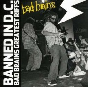 Bad Brains - Banned In Dc-23tr- (0724358304909) (1 CD)