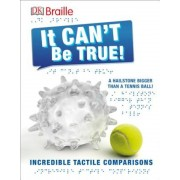 DK Braille: It Can't Be True, Hardcover