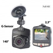 "NavGear Full-HD-Dashcam MDV-2750 mit G-Sensor, 2,3""-Display (5,8 cm)"