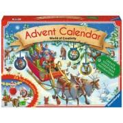 Calendar de Craciun - Diverse activitati Ravensburger