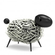 Mouton magnétique - Allocacoc- Organisateur de bureau