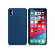 Apple Silicone Case Do Iphone Xs Max, Blue Horizon