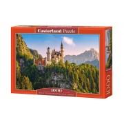 Puzzle Castelul Neuschwanstein - Germania, 1000 piese