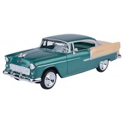 Motormax 1:24 1955 Chevy Bel Air (Orange)