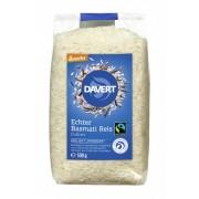 Orez alb bob lung bio Demeter Fairtrade 500g DAVERT