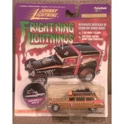 1997 Johnny Lightning Frightning Lightnings Limited Edition Ghostbusters Ecto-1A