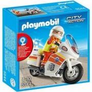 Комплект ПЛЕЙМОБИЛ - мотор за спешна медицинска помощ със светлини, 5544 Playmobil, 291029