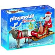 PLAYMOBIL Santa's Sleigh with Reindeer Set