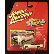 1969 CHEVY CAMARO RS/SS * CHEVY THUNDER * 2005 Johnny Lightning 1/64 Scale Die-Cast Vehicle & Collector Trading Card