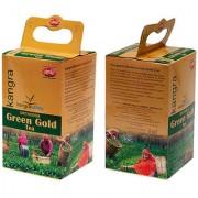 Khadi Kangra Green Gold Tea - 250g (Pack of 2)