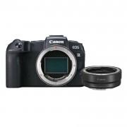 Canon Eos Rp Body + Adattatore – 2 Anni Garanzia Italia – Menu Italiano