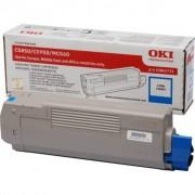 Oki 43865723 Toner 6000páginas Ciano tóner e tinteiro a laser