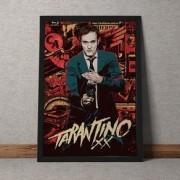 Quadro Decorativo Tarantino 35x25