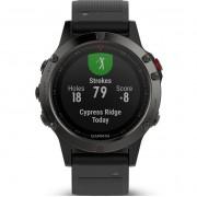 Zegarek Garmin Fenix 5 010-01688-00 Stalowoszary z czarnym paskiem GRATIS WYSYŁKA DHL GRATIS ZWROT DO 365 DNI!! 100% ORYGINAŁY!!
