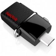 SanDisk Ultra Dual USB 3.0 Drive 128GB pentru Android Smartphone / Tablet