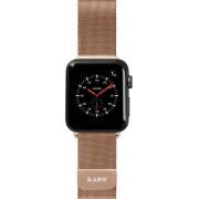 Laut Steel Loop Strap (Apple Watch 38/40 mm) - Svart