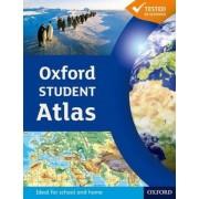 Oxford Student Atlas 2012, Paperback