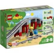 LEGO 10872 LEGO DUPLO Tågbro och spår