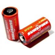 CR123A SF123A Lithiumzellen Batterie SureFire 400er Pack