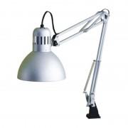 Lampa de masa pentru manichiura, 60 W, argintiu