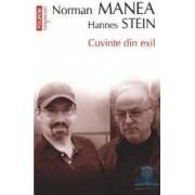 Cuvinte din exil - Norman Manea Hannes Stein