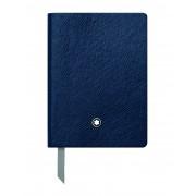ユニセックス MONTBLANC Fine stationery Notebook 145 indigo - lined ノート ダークブルー