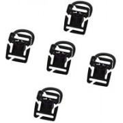 Futaba 360 degree Rotation D-Ring Buckle MOLLE Luggage Strap(Black)