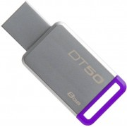 USB Flash Drive 8Gb - Kingston DataTraveler 50 USB 3.1 DT50/8GB