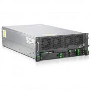 Fujitsu Primergy RX600 S6 Server 2x Xeon E7-4830 2.13GHz 64GB RAM 4x 146GB RAID Ctrl 6G (Gebrauchte A-Ware)
